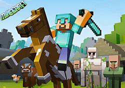 Картинка з гри Minecraft №1