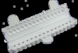 Молд ракушка пластиковый