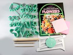 Кондитерский набор для создания цветов 32 ед.