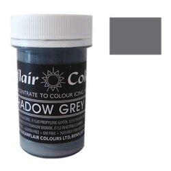 Краситель пастообразный SugarFlair SHADOW GREY серый 25г.
