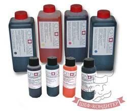 Набор пищевых чернил KopyForm 4 цвета по 1 л