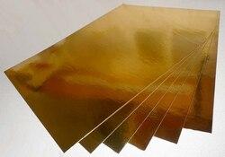 Підкладка прямокутна золото / срібло 20х30 см