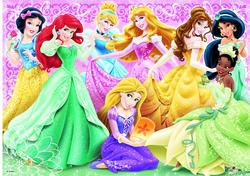 Картинка из мультиков Принцессы №1