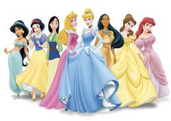 Картинка з мультиків Принцеси №2