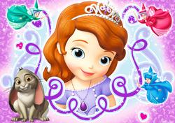 Картинка из мультика Принцесса София №7