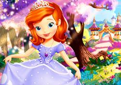 Картинка из мультика Принцесса София №6