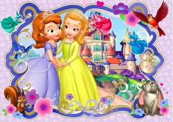 Картинка з мультика Принцеса Софія №3