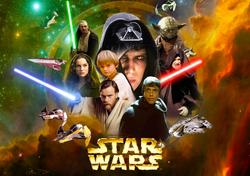 Картинка Звездные войны №1
