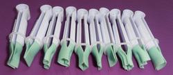 Набор щипцов с гладким краем для мастики 10 шт