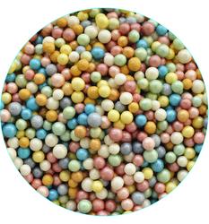 Шарики перламутровые 5-7 мм,50 г