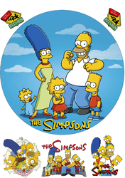 Картинка из мультика The Simpsons №1