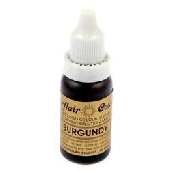 Краситель гелевый SugarFlair BURGUNDY Бордовый 14г.