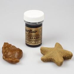 Краситель пастообразный SugarFlair Caramel/Ivory карамель-айвори 25г.