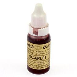 Краситель гелевый SugarFlair SCARLET  Алый 14г.