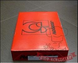 Вафельная бумага ультратонкая Modecor 13503 (100 листов)