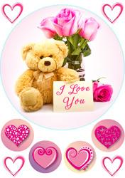 Картинка С Днём Святого Валентина №5